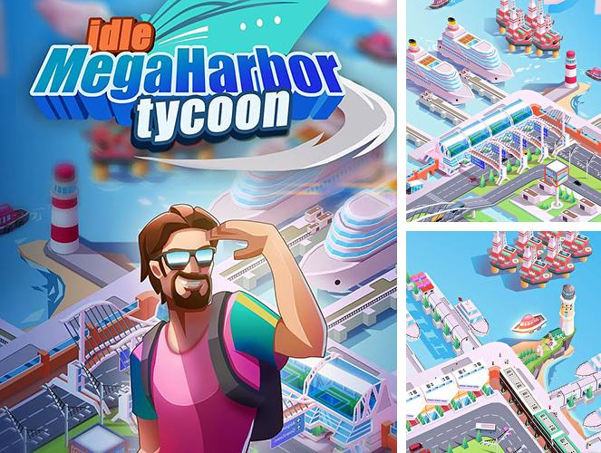Idle mega harbor tycoon: Incremental clicker game