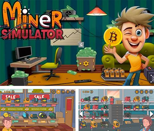 Idle miner simulator: Tap tap bitcoin tycoon