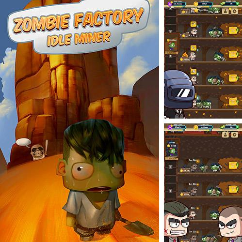 Idle miner: Zombie survival