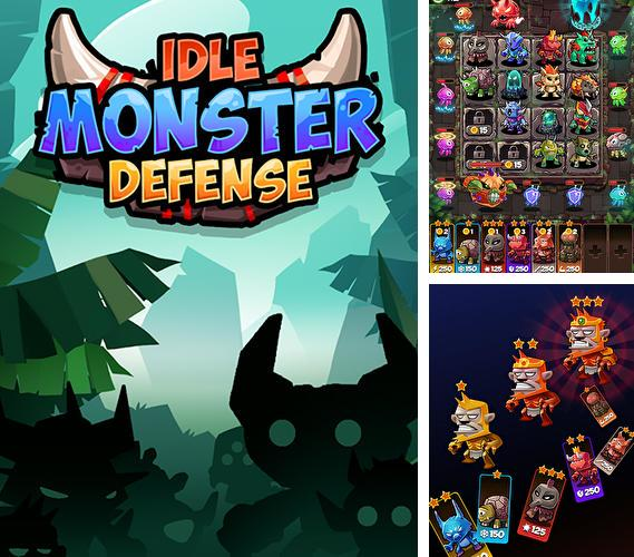Idle monster defense