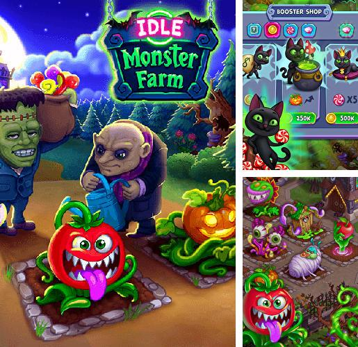 Idle monster farm