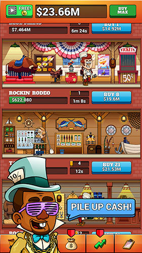 Idle payday: Fast money скриншот 5