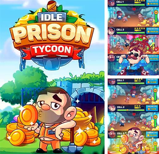 In addition to the game Loud house: Ultimate treehouse for Android phones and tablets, you can also download Idle prison tycoon for free.