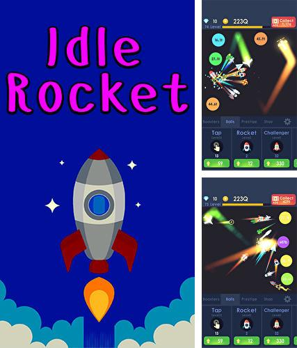 Idle rocket: Aircraft evolution and space battle