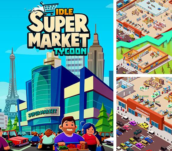 Idle supermarket tycoon: Shop