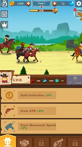Idle Wild West screenshot 3