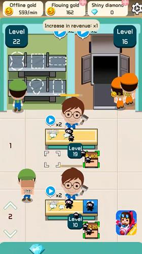 Idle workshop tycoon screenshot 2