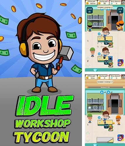 Idle workshop tycoon