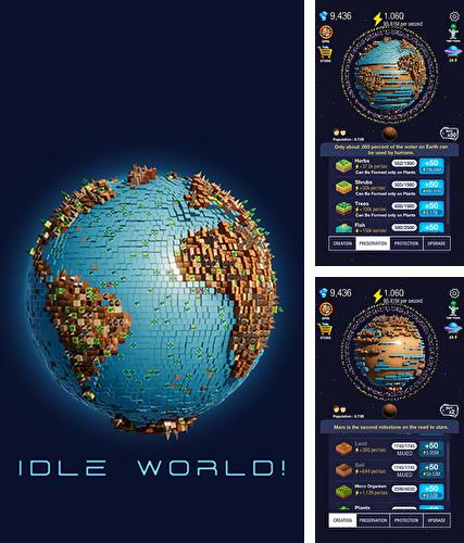 Idle world!