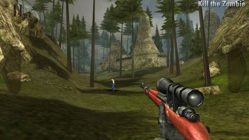 iHunt zombies screenshot 1