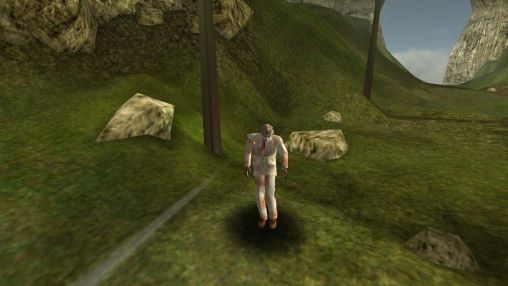 iHunt zombies screenshot 2