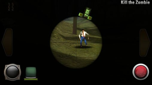 iHunt zombies screenshot 3