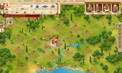 Ikariam mobile screenshot 4