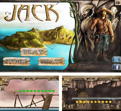 In addition to the game Survival Race for Android phones and tablets, you can also download I'm Jack for free.