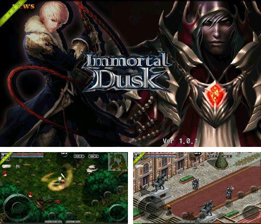 In addition to the game Alphadia for Android phones and tablets, you can also download Immortal dusk for free.