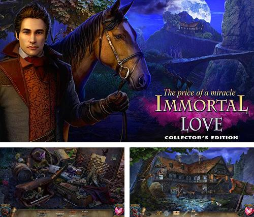 En plus du jeu Contes modernes: Age d'invention pour téléphones et tablettes Android, vous pouvez aussi télécharger gratuitement Amour immortel 2: Le prix du miracle. Edition de collection, Immortal love 2: The price of a miracle. Collector's edition.