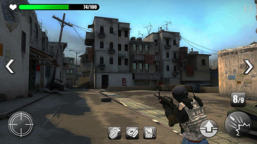 Capturas de pantalla de Impossible assassin mission: Elite commando game para tabletas y teléfonos Android.