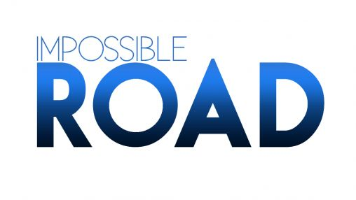 Impossible road poster