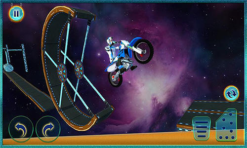 Impossible tracks: Crazy biker 2018 screenshot 1
