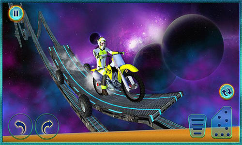 Impossible tracks: Crazy biker 2018 screenshot 2