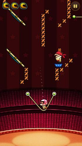 Screenshots of the Incredible circus for Android tablet, phone.