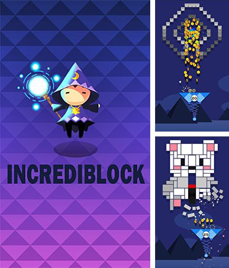 In addition to the game Penny Parlor for Android phones and tablets, you can also download Incrediblock for free.