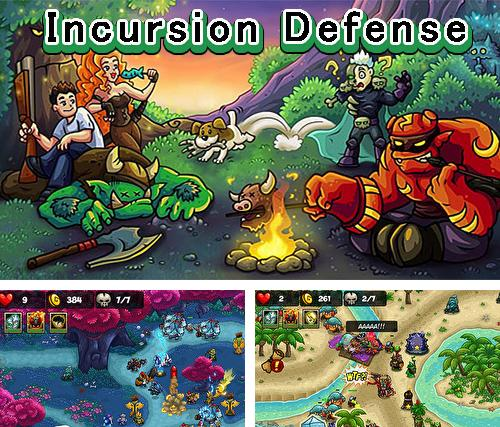 Incursion defense: Cards TD