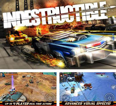 In addition to the game Gears & Guts for Android phones and tablets, you can also download Indestructible for free.