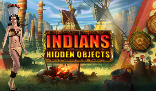 Indians: Hidden objects poster
