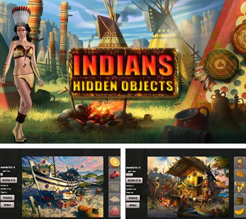 Indians: Hidden objects