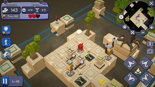 Indiboy: Treasure hunter screenshot 3