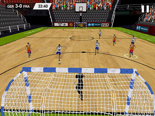 Indoor soccer futsal 2016 screenshot 3