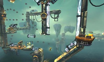 Download Inertia Escape Velocity Android free game.