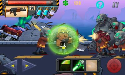 Screenshots von Infinite Monsters für Android-Tablet, Smartphone.