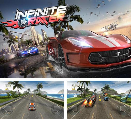 Infinite racer: Blazing speed