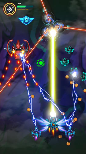Jogue Infinite shooting: Galaxy attack para Android. Jogo Infinite shooting: Galaxy attack para download gratuito.