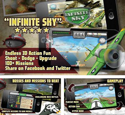 In addition to the game Micro Wars HD for Android phones and tablets, you can also download Infinite Sky for free.