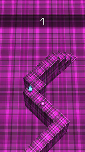 Infinite zigzag screenshot 1