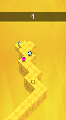 Infinite zigzag screenshot 5