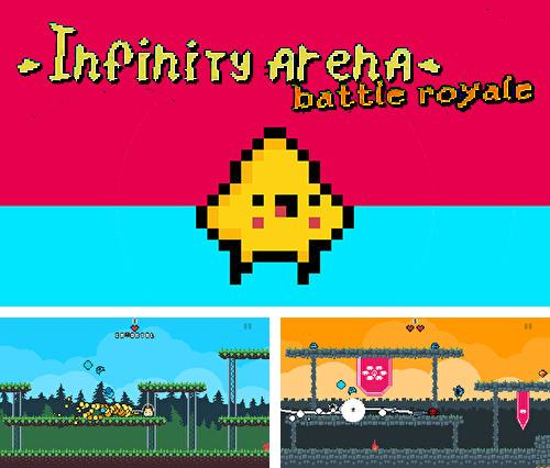 Infinity arena: Battle royale