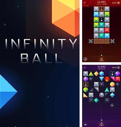 Infinity ball: Space
