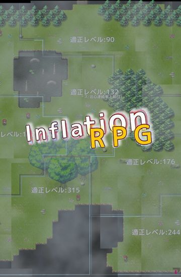 Inflation RPG poster