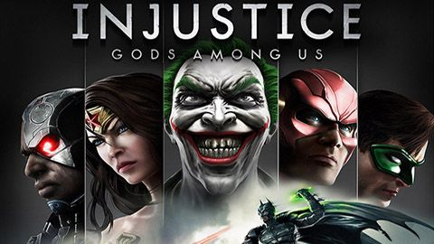 Injustice: Gods among us v2.5.1 обложка