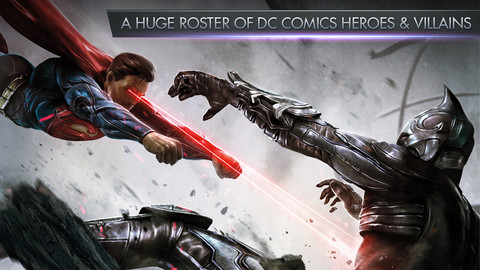 Injustice: Gods among us screenshot 1