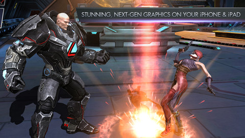 Injustice: Gods among us screenshot 2
