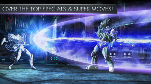 Injustice: Gods among us screenshot 3