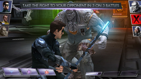 Injustice: Gods among us screenshot 5