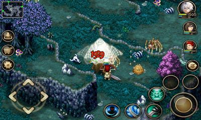 Screenshots von Inotia 4: Assassin of Berkel für Android-Tablet, Smartphone.