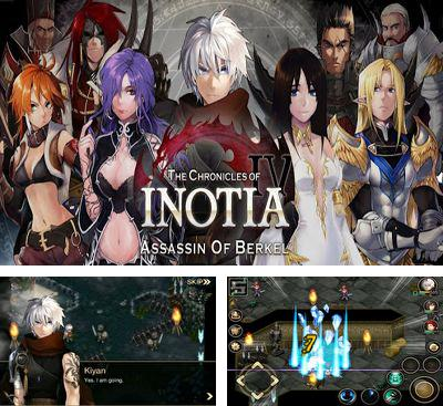 Inotia 4: Assassin of Berkel