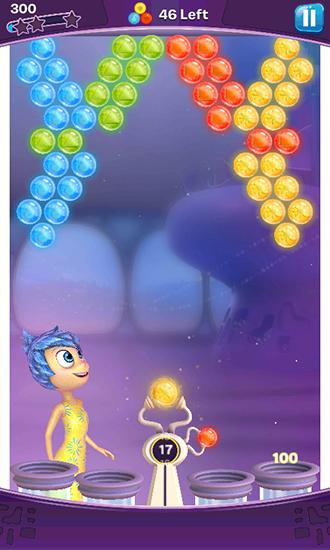 Inside out: Thought bubbles für Android spielen. Spiel Inside Out: Denkblasen kostenloser Download.